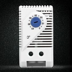 0-60 ℃ Compact Mechanical Thermostat Temperature Controlle