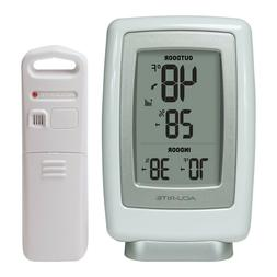 AcuRite 00611A3 Wireless Indoor/Outdoor Thermometer and Humi
