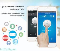 10A/16A Smart Home WiFi Temperature &Humidity Thermostat Mod