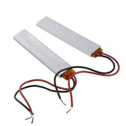 110/220V PTC Heating Element Thermostat Heater Plate For Com