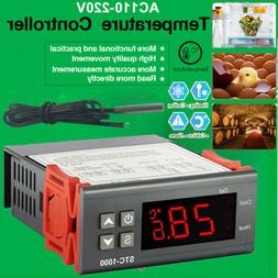 110V Universal STC-1000 Digital Temperature Controller Therm