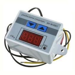 12-220V Digital Temperature Thermostat Controller Temperatur