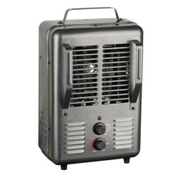 120-Volt Portable Electric Milk House Heater Adjustable Ther
