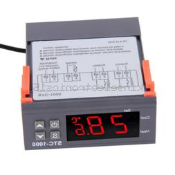 12V/24V/110V/220V STC-1000 Digital Temperature Controller Th
