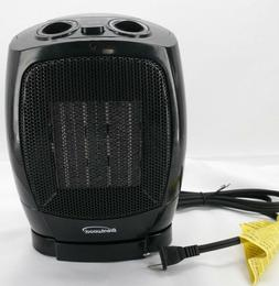 1500W Ceramic Oscillating Convection Electric Space Heater T