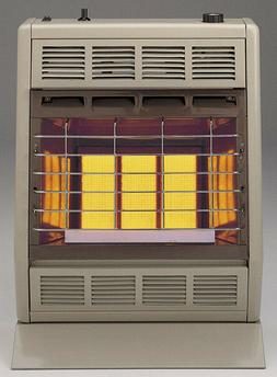 Empire 18,000 BTU SR-18T Vent-Free Infrared Gas Heater with
