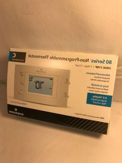 Emerson 1F83C-11NP Conventional  Non-Programmable Thermostat