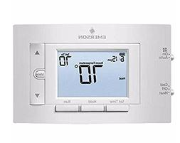 "White-Rodgers 1F83C-11PR Emerson 4.5"" Display Conventional T"