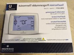 Emerson screen 7-Day Programmable Thermostat for Single-Stag