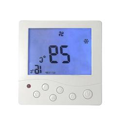 1pc Thermostat 220V LCD Screen Smart Thermostat for Home Air