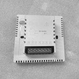 1pc Thermostat Programmable Digital LCD Screen Thermostat fo