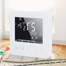 1pc Thermostat WiFi Heating Appliance for Home Heating Offic