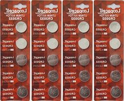 20 Genuine Loopacell CR2032 3v Lithium 2032 Coin Batteries F