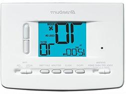Braeburn 2220 Thermostat, Economy Series 5-2 Day Programmabl