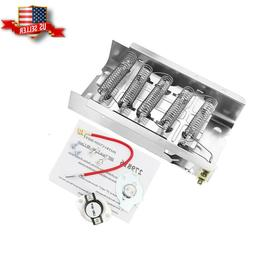 279838 & 279816 Dryer Heating Element and Thermostat Combo P