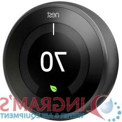 3 Heat / 2 Cool Programmable Nest Learning Thermostat 3rd Ge