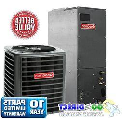 Goodman 3 Ton 14 SEER Cool Only System GSX140361