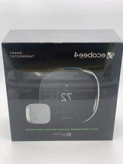 ECOBEE 4 SMART THERMOSTAT ROOM SENSOR EB-STATE4-01 BRAND NEW
