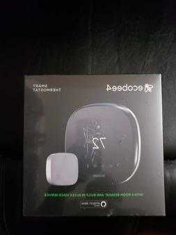 4 wi fi thermostat with room sensor