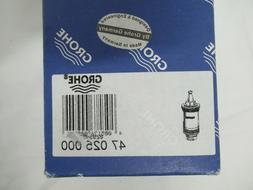 """* Grohe 47 025 000 Chrome Thermo-Element Cartridge, 3/4"""" fit"""