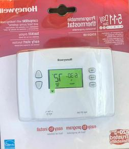 Honeywell 5-1-1 Day Programmable Thermostat with Backlight