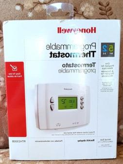 Honeywell 5-2 Day Programmable Thermostat with Backlight