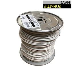 500 feet Honeywell 18/3 solid thermostat wire Plenum genesis