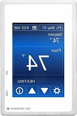 Masterheat 500850 Programmable Touchscreen Thermostat for Ra
