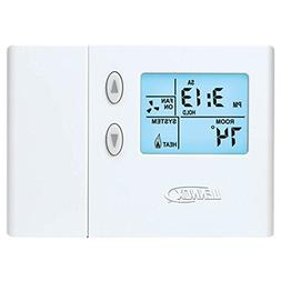 Lennox 51M34 - Programmable Thermostats with Manual Changeov