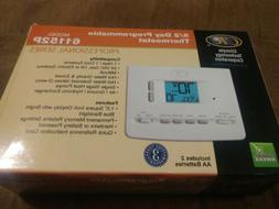 CTC 61152P Digital  5/2 Day Programmable Thermostat 1H/1C 1