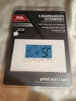 Ace 7-Day Programmable Thermostat 24 Volt 42361