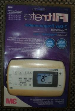 Filtrete 7-Day Programmable Thermostat 3M22