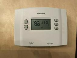 Honeywell 7 Day Programmable Thermostat White heat cool RTH2