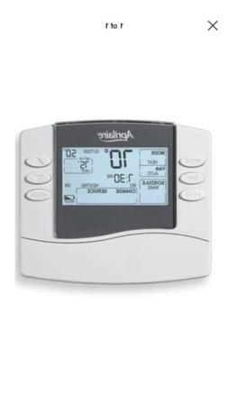 8463 thermostat programmable dual powered thermostat cool