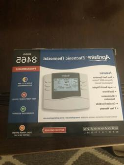 Aprilaire 8465 Electronic  Programmable Thermostat
