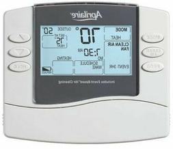 Aprilaire 8476 Electronic Programmable Thermostat- NEW in bo