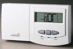 Robertshaw 9550 Deluxe Non-Programmable Thermostat 1H/1C