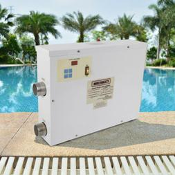 9KW Digital Electric Water Heater Thermostat for Swim Pool S