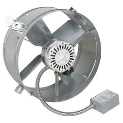 Attic Roof Fan Exhaust Vent Electric Ventilation Thermostat
