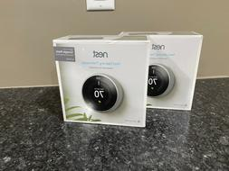 Brand NEW Google Nest T3007ES 3rd Gen Learning Thermostat SE