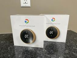 Brand NEW Google Nest T3032US 3rd Gen Learning Thermostat SE