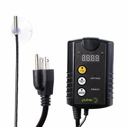 Century Digital Temperature Controller Thermostat Outlet for
