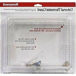 Honeywell CG512A1009 Large Thermostat Guard with Inner Shelf