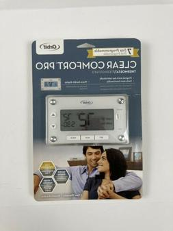Orbit Clear Comfort Pro 7 Day Programmable Thermostat Large