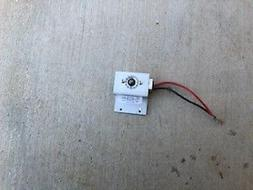 TPI CORPORATION MODEL TBS Thermostat