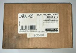 TPI Corporation T5100 Built-in Thermostat, Used With 5100 Se