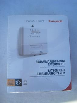 HONEYWELL CT31A1003 Heat And Cool Non Programmable Thermosta