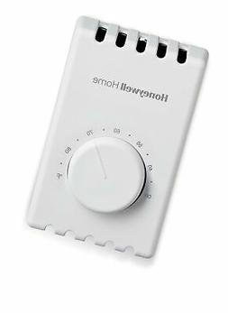 Honeywell CT410B1017/E1 Electric Heat Thermostat