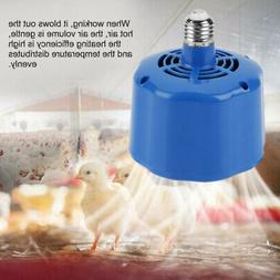 poultry cultivation heat lamp bulb thermostat