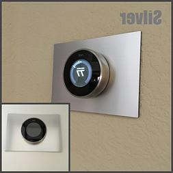 Decorative Rectangle Nest Thermostat Wall Plate